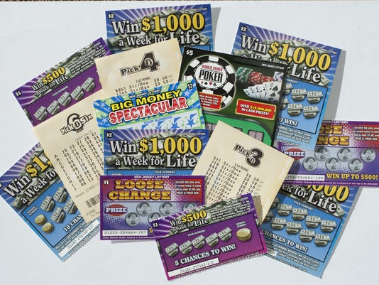 Why are dead people winning the lottery?