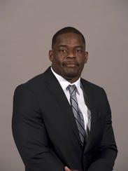 Senior linebacker Genard Avery.