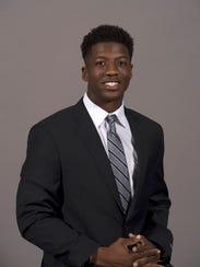 Senior wide receiver Anthony Miller.