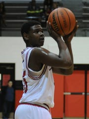 Xavier Barry is one of several guards the small, but scrappy WFHS Coyotes are counting on this season.