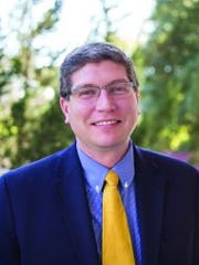 Colin McKenzie, University of Southern Mississippi band director
