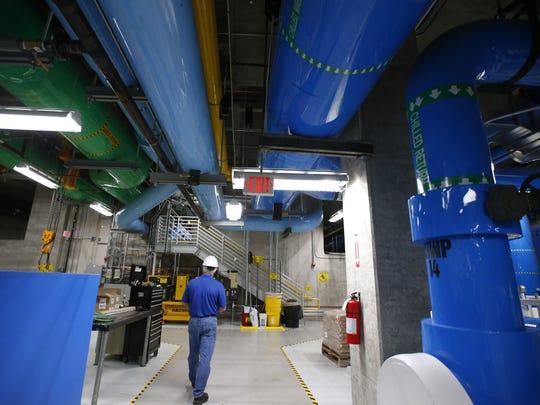 Gary Cheek, NRG Energy director operations and maintenance,