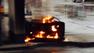 Fire at Laurel gas pump