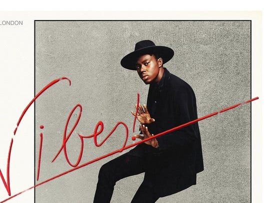 """Theophilus London, """"Vibes!"""""""