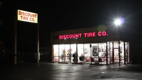 Discount Tire Co. quietly donated $1 million to the