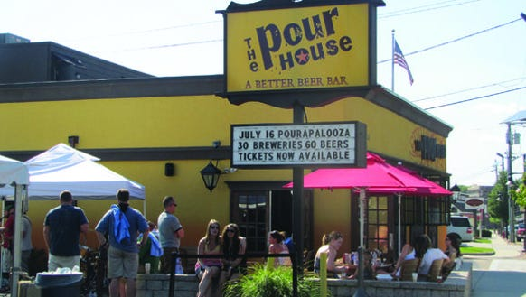 The Pour House has P.J. The Elf on tap this week in