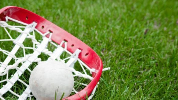 High school girls lacrosse results for Monday, May
