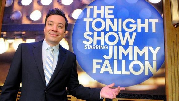 """""""The Tonight Show Starring Jimmy Fallon"""" received nearly"""