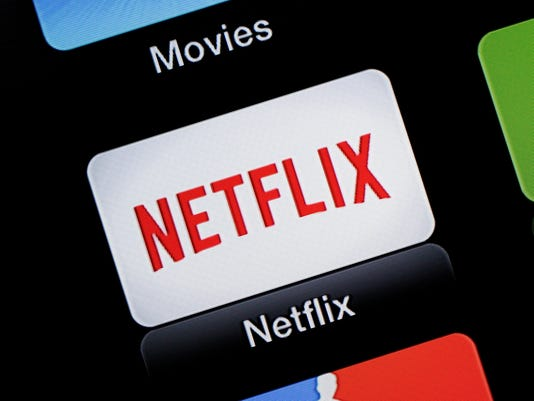 #filephoto Netflix Stock Photo