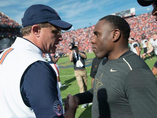 GAMEDAY: Auburn vs. Vanderbilt