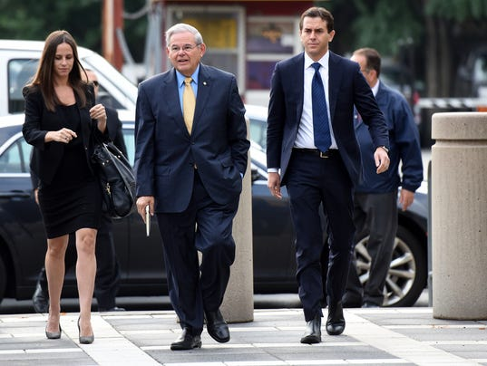 Menendez corruption trial