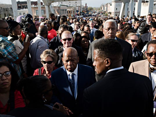 Selma 53rd Anniversary of Bloody Sunday