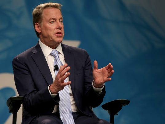 Bill Ford 39 S New Role Message Manager