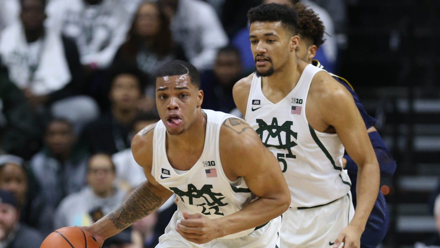 Michigan State basketball wants fewer turnovers, more running on break
