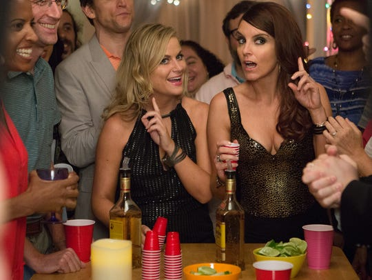In this image released by Universal Pictures, Amy Poehler,