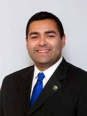 Union County Freeholder Chairman Sergio Granados