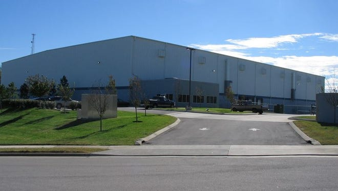 Animax Designs Inc. plans to move its operations to this warehouse building at 2834 Brick Church Pike.