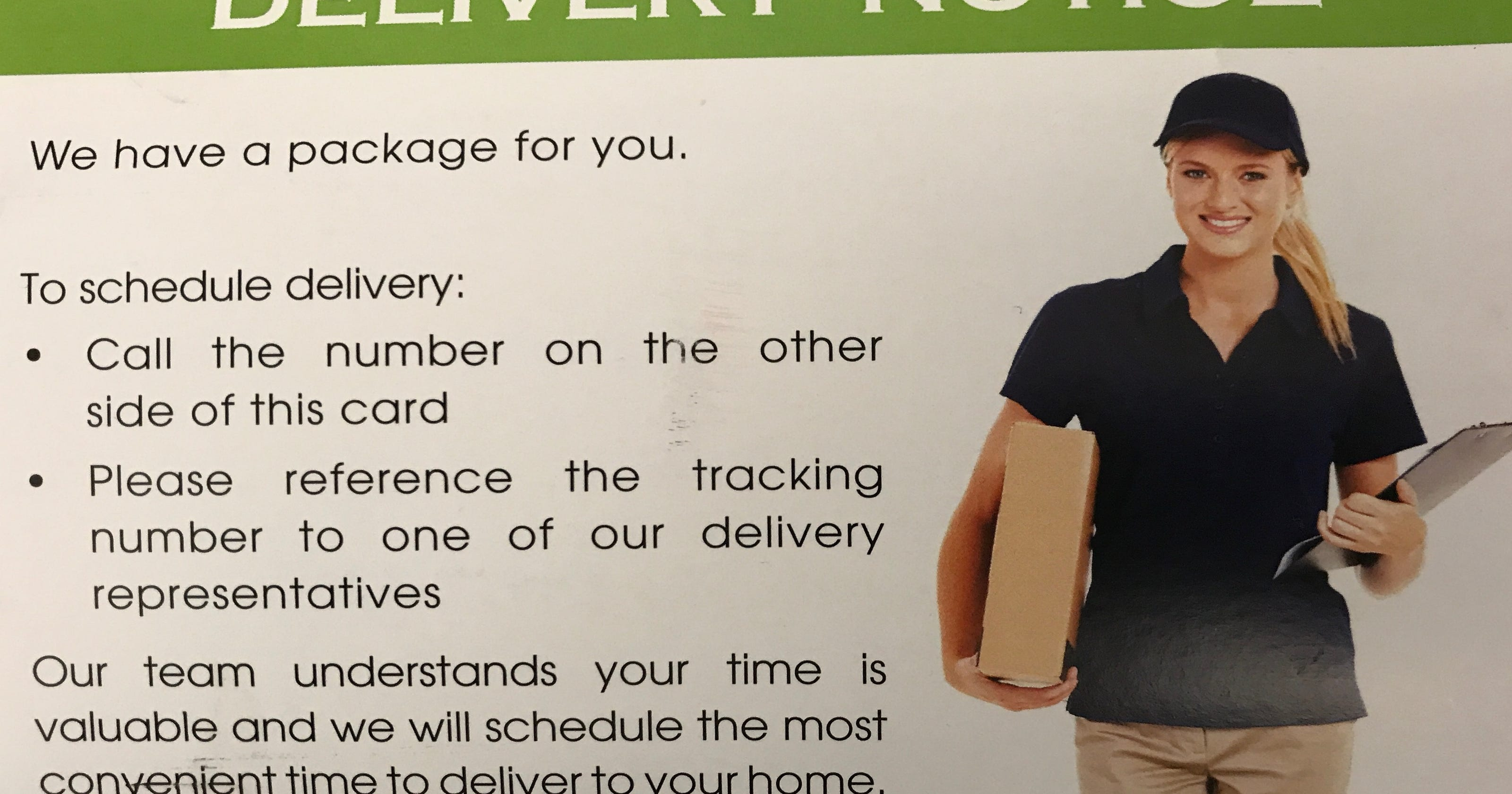 Holiday scams: 'Tis the season for fake delivery notices