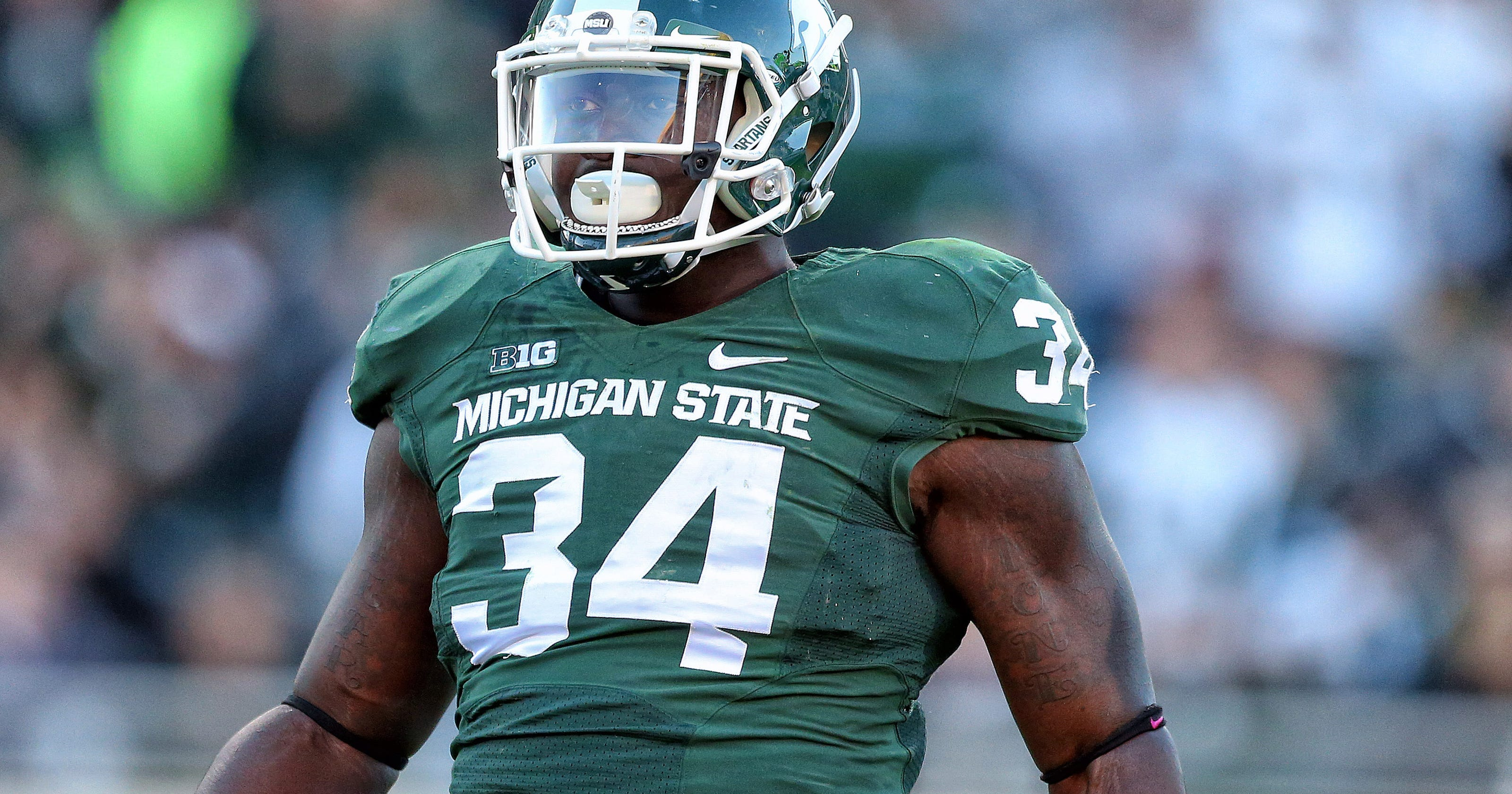 newest da640 6cee4 New York Jets promote ex-Michigan State linebacker Taiwan Jones