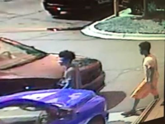 BHM car thieves