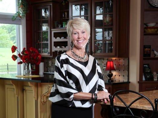 Stylemaker Charlotte Seelbach.