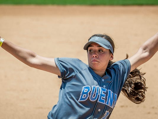 Buena softball final 6