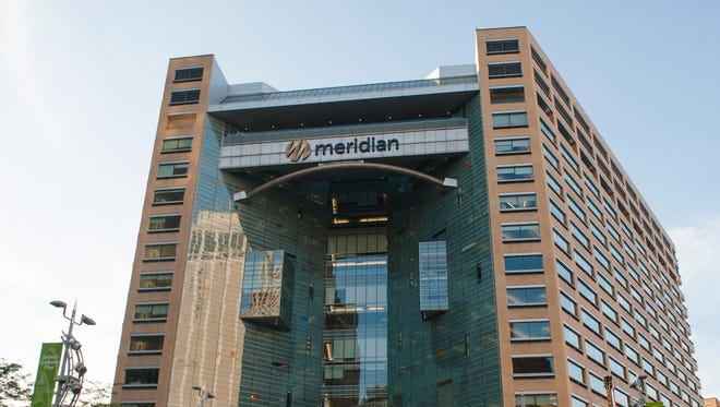 In 2015, Meridian partnered with Dan Gilbert's Bedrock LLC to buy the One Campus Martius building downtown.