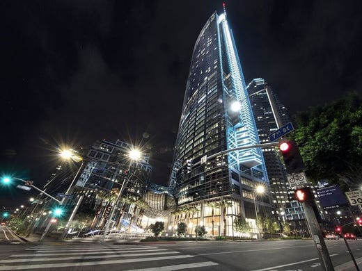 Hotels Near Downtown Tokyo