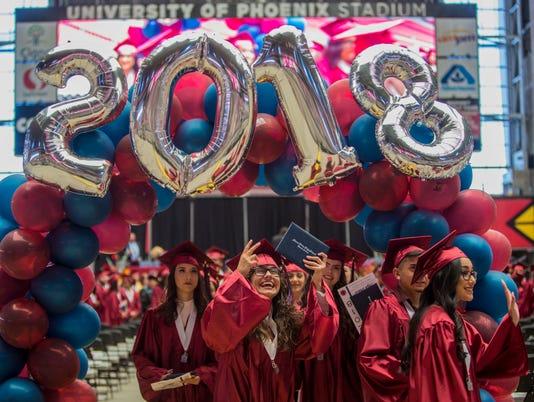 Sierra Linda Graduation