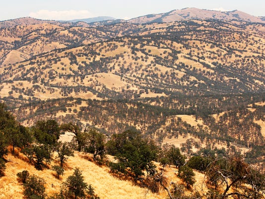 Outdoor enthusiasts get to roam Tejon Ranch -- for a price