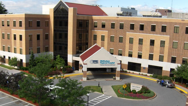 MidHudson Regional Hospital in Poughkeepsie.