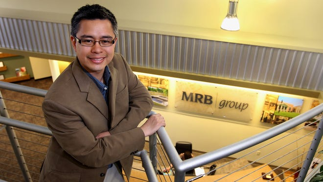 Clement Chung, a project manager at the MRB Group, is chairman of the Advisory Committee of the RocCity Coalition.