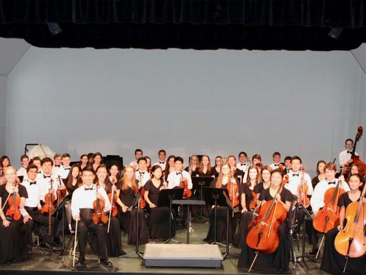 Madison HS Orchestra cropped