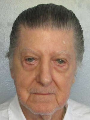 Walter Moody, Alabama's oldest death row inmate, is set to be executed on Thursday, April 19.