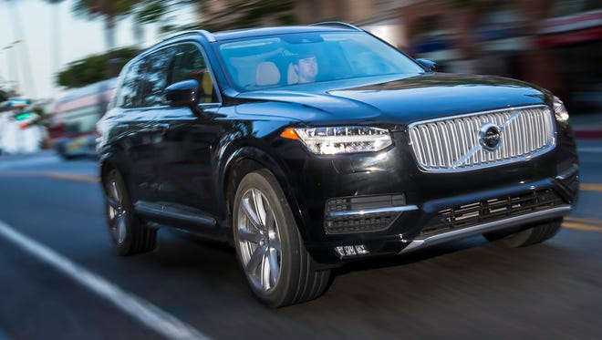 Volvo's new XC90 aims to put the brand back on consideration