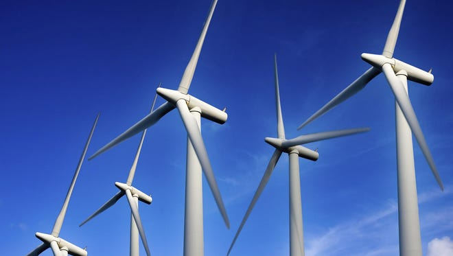 Jeremy Wacker of Blattner Energy say the House tax proposal poses a serious threat to future wind energy products.