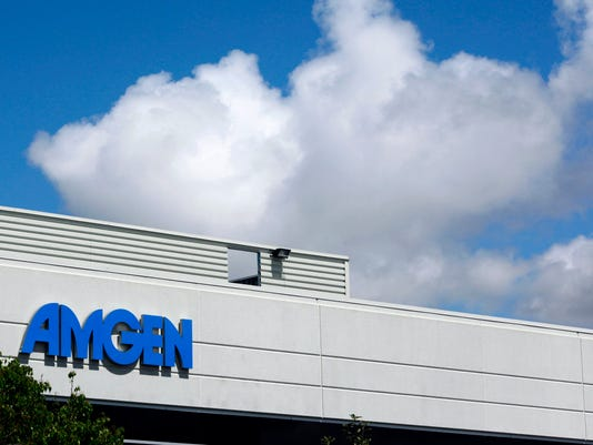 AP Earns Amgen