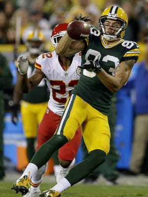 Green Bay Packers wide receiver Jeff Janis could merit a larger role on offense after the team's bye.