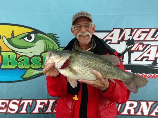 John Odom's 7.59-pound bass won him $101,500 Sunday