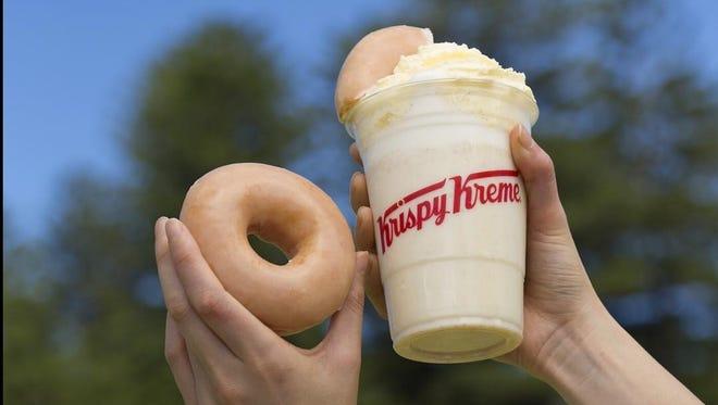 Krispy Kreme brings doughnut shakes to Australia. Is the U.S. next?