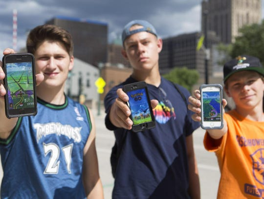Technology in 'Pokémon Go' has real-world applications