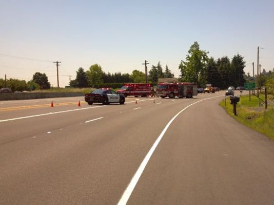 Canby crash