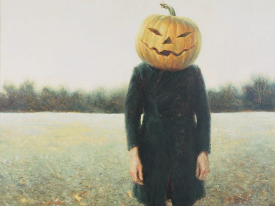 Jamie Wyeth and his father Andrew were said to be help