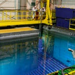 Indian Point: Rare look inside a working reactor
