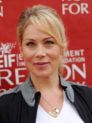 "Actress Christina Applegate is the Los Angeles guest judge for ""So You Think You Can Dance."""
