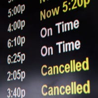 What caused your delayed flight? Answers may be elusive