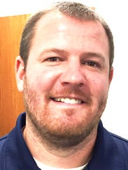 Northville first-year coach Shaun Dicken guided the