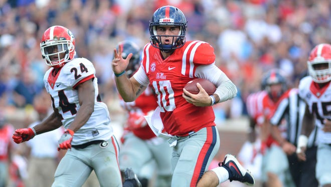 Ole Miss quarterback Chad Kelly is the main focus for Memphis heading into Saturday's game in Oxford against the No. 17 Rebels.