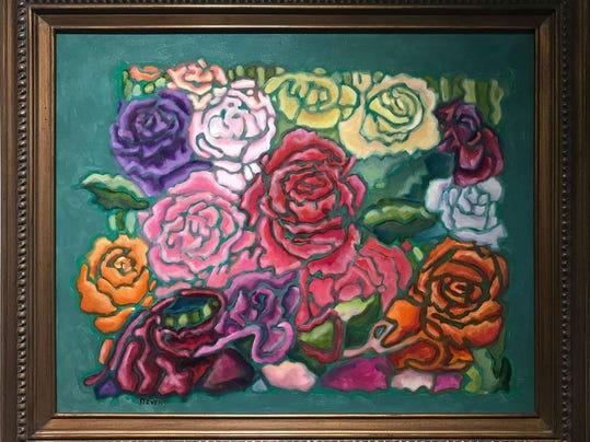 Tournie of Roses crop