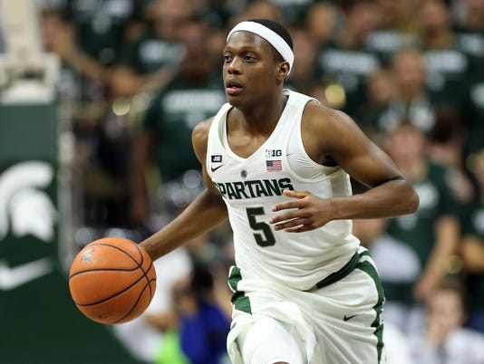 NCAA Basketball: North Florida at Michigan State